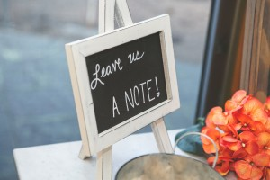 Note sign